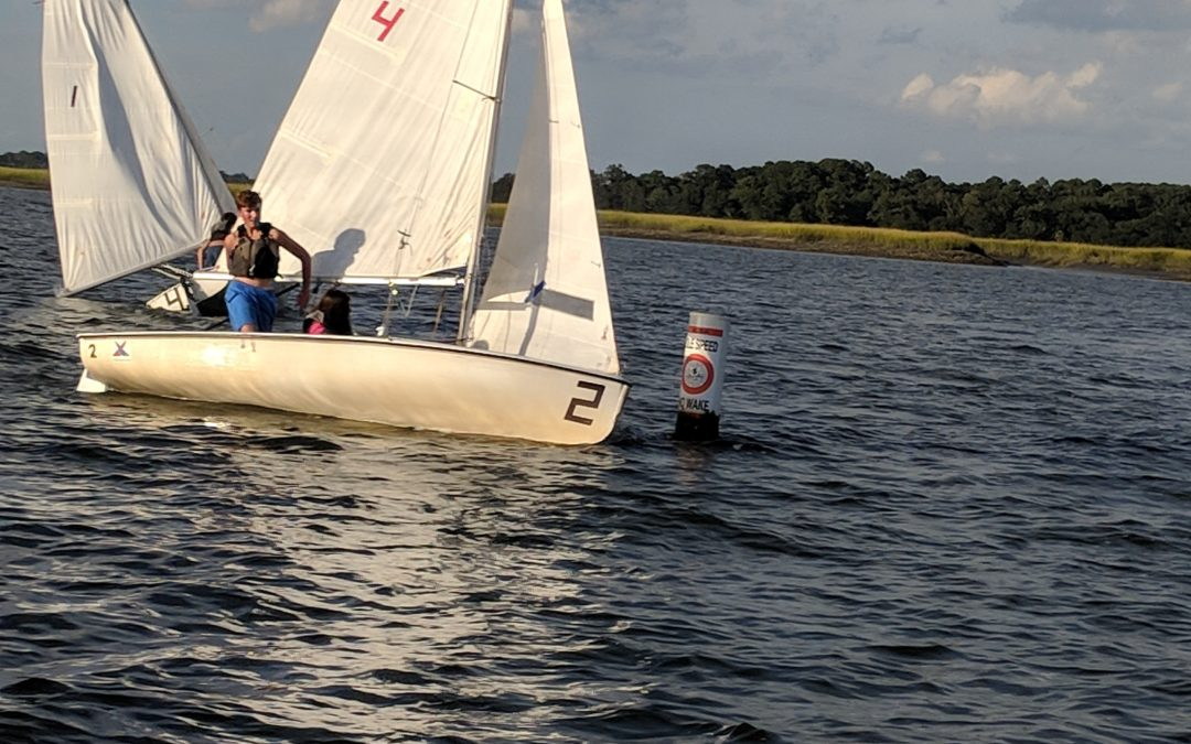Beaufort Community Sailing & Boating / BYSC Juniors Update